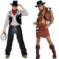 Country styl oblečení