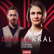 Nové díly seriálu Dáma a Král na TV Nova