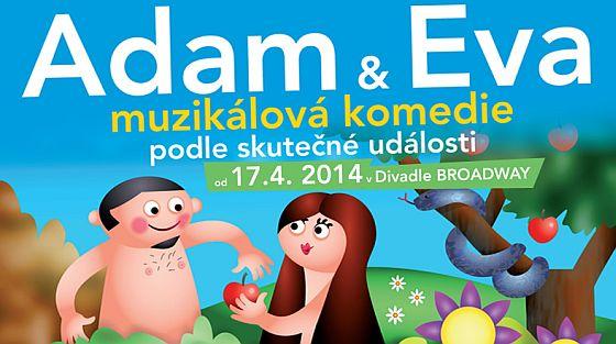 Muzikál Adam a Eva