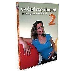 DVD Cvičení pro těhotné