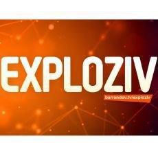 Exploziv nově na TV Barrandov