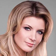 Finalistka - Česká Miss 2009 - Iveta Lutovská