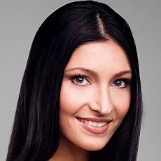 Finalistka - Česká Miss 2009 - Julie Zugarová