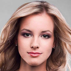 Finalistka - Česká Miss 2009 - Veronika Žídková