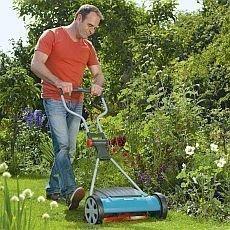 sekačky a sekání trávy