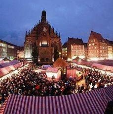 vánoční Norimberk