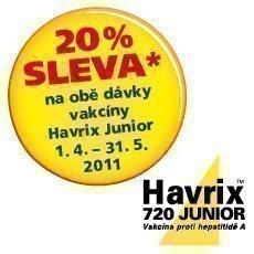 Havrix 720 Junior