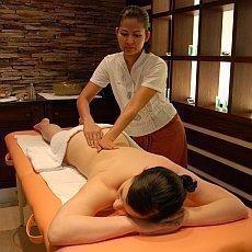 Hotel Horal - thajská masáž
