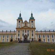 Barokní krása - Svatý Kopeček u Olomouce