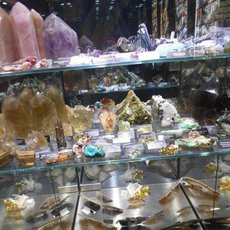 muzeum diamantů