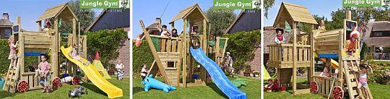 sestavy Jungle Gym