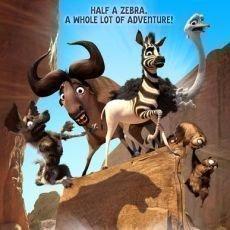 Rodinný animovaný film Khumba