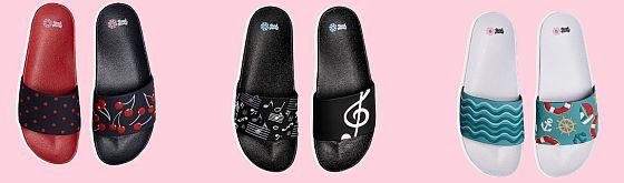 veselé pantofle