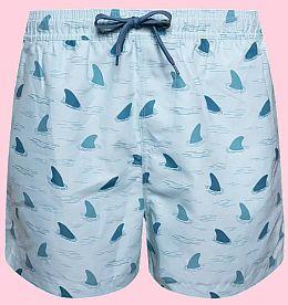 velesé plavky Dedoles - žralok