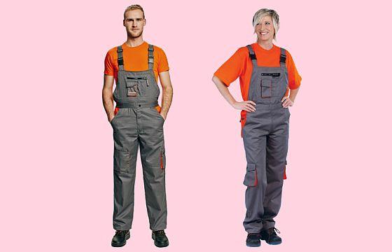 pracovní oblečení