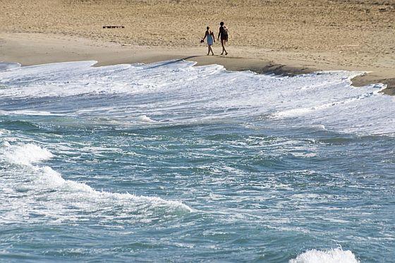 krásné pláže v Bulharsku