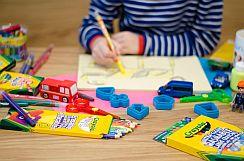 dárky pro kreativní děti