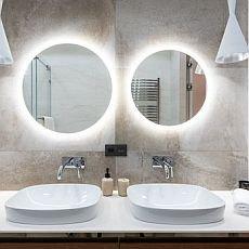 zrcadla v koupelně