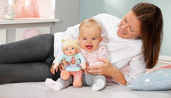 Baby Annabell for babies Miláček