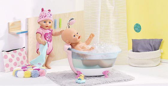 BABY born koupelna