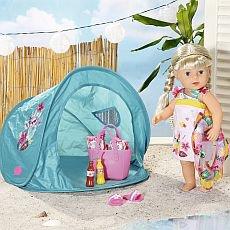 BABY born plážový stan
