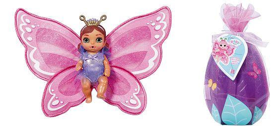 BABY born Surprise Miminka motýlci