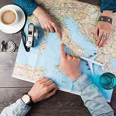 Výhody cestování s cestovní kanceláří