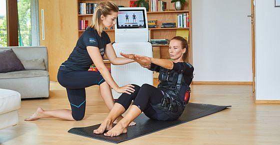 Cvičení doma - Body Body