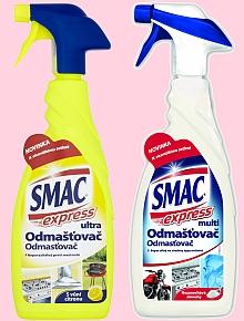 přípravky SMAC Express