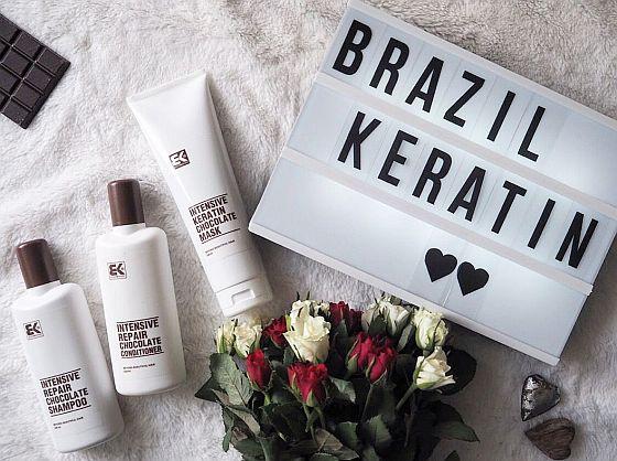 Brazil Keratin - čokoládová sada