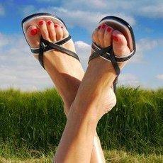 Vyzrajte na pocení nohou