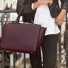 kabelka do práce