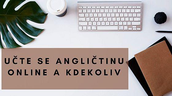 učte se angličtinu on-line