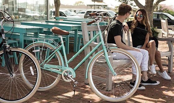 Dámská městská kola – trend tohoto roku