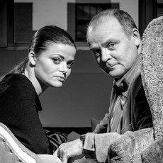 Igor Bareš a Antonie Talacková v divadelní hře Jenom život