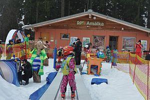 Areál Amálka pro děti