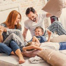 17. června je den otců, role je to důležitá i pro holčičky