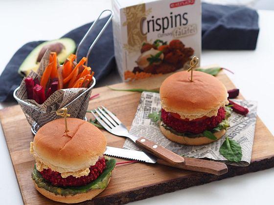 burger pro vegany