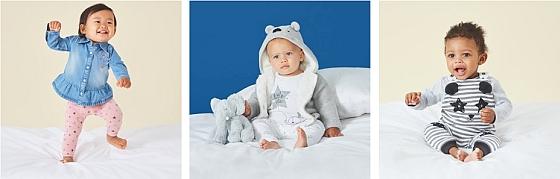 F&F móda pro miminka