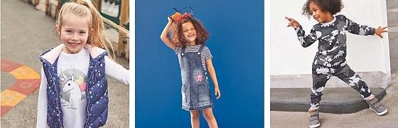 F&F móda pro předškoláky