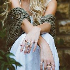 Zlaté šperky neomrzí