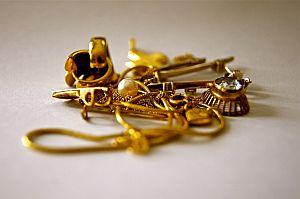 zlato a šperky nikdy neomrzí