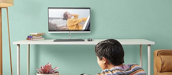 Bezdrátový monitor HP
