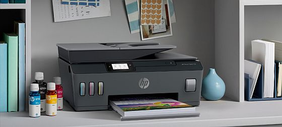 tiskárna HP Smart tank