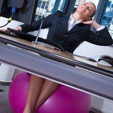 Správně sedět, správně stát = celý den si užívat