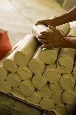 příprava porcelánové hmoty