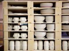 ruční výroba porcelánu