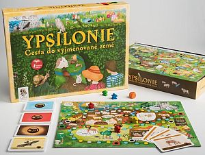 hra Ypsilonie