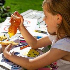 Vyměňte dětem cukr za med