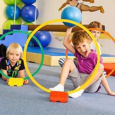 Proč je pro děti důležitá gymnastika
